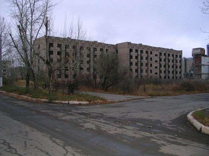 Майже мертве місто - Аркалик (68 фото)