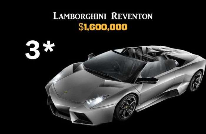 Найдорожчі авто в світі (11 фото)
