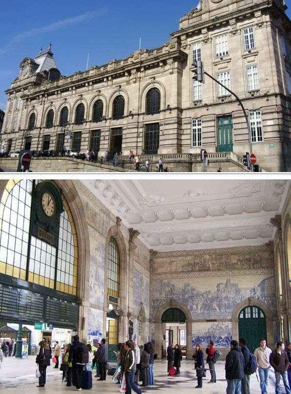 Найкрасивіші залізничні станції (10 фото)