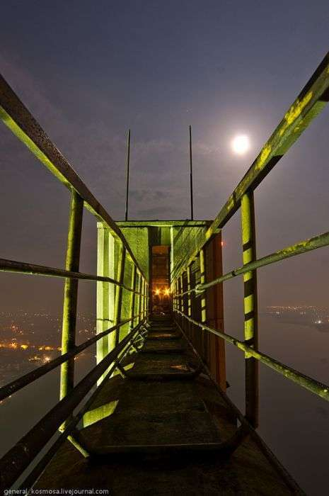 Астраханський міст (7 фото)