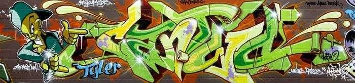Графіті від Can2 (39 фото)