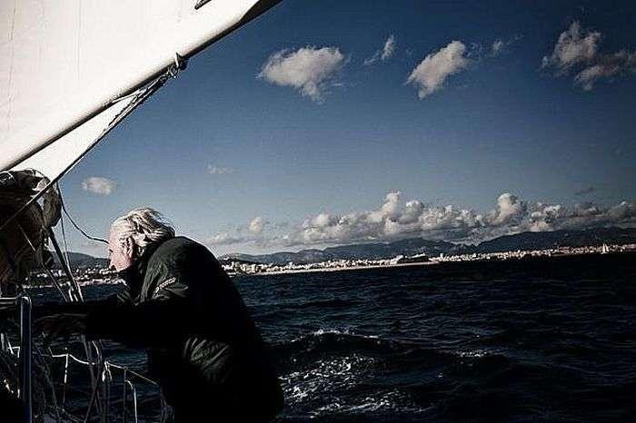 Сліпий капітан (8 фото)