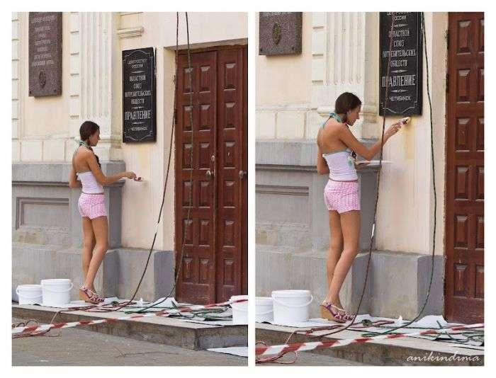 Челябінські жінки настільки суворі (5 фото)