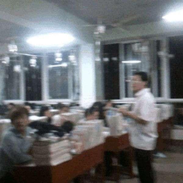 Навчання - важка праця (4 фото)