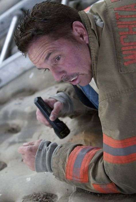 Порятунок собаки в Канзасі (20 фото)