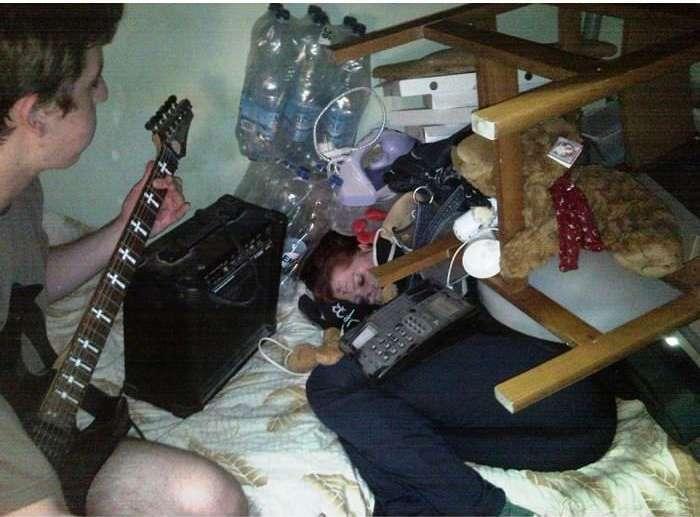 Міцний сон (10 фото)
