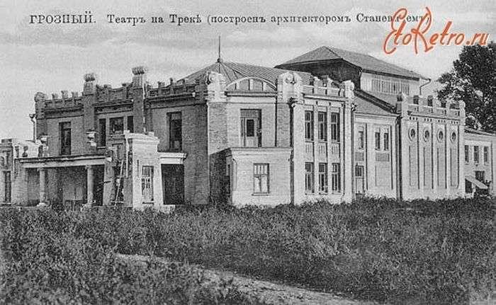 Старовинне місто Грозний (51 фото)