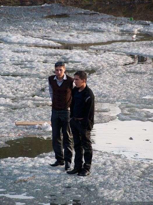 Ідіоти на льоду (19 фото)