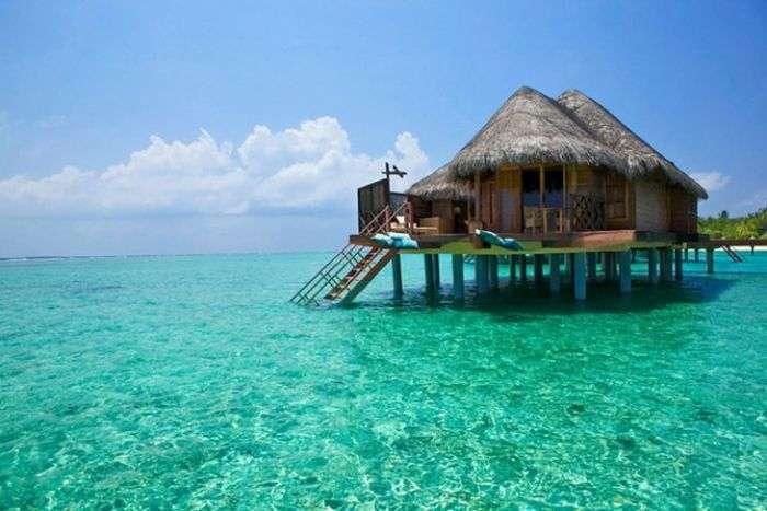 Курорт на Мальдівських островах (21 фото)