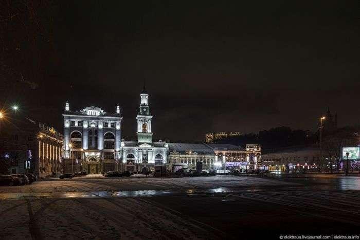 Київ вночі (20 фото)