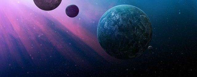 Безмежні простори космосу (25 картинок)