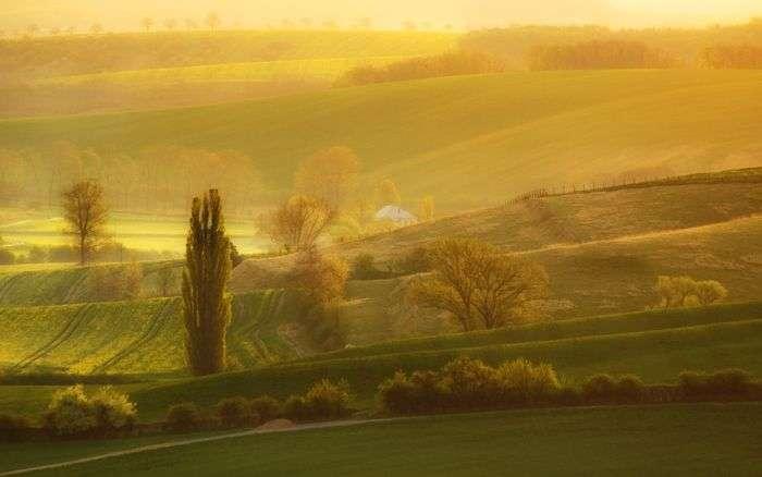Шикарні пейзажі (42 фото)