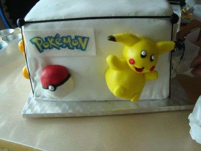 Торт у подарунок (14 фото)