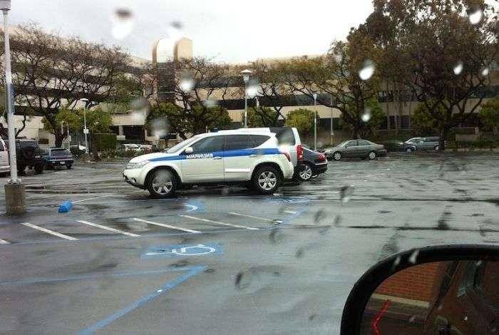 Міліція в Лос-Анджелесі (4 фото)