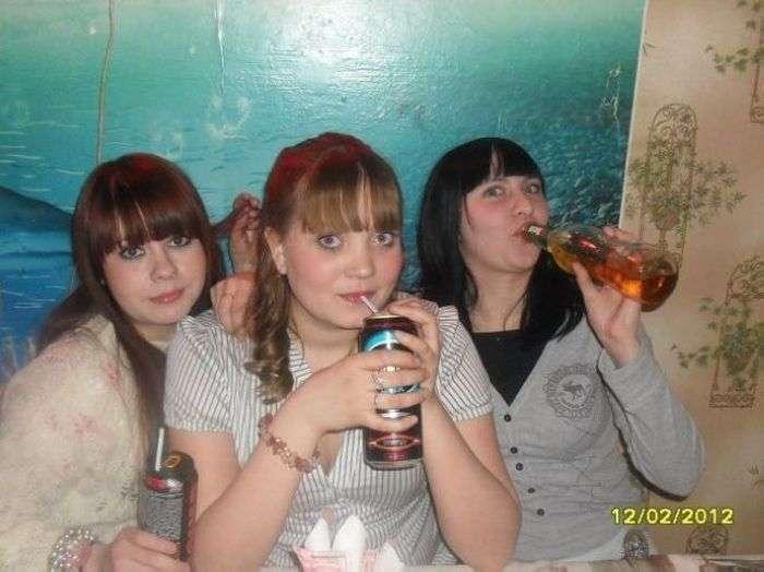 Випила молодь (16 фото)