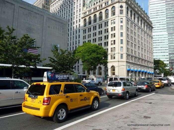 Як кортеж Обами пересувається по Нью-Йорку (30 фото + 2 відео)