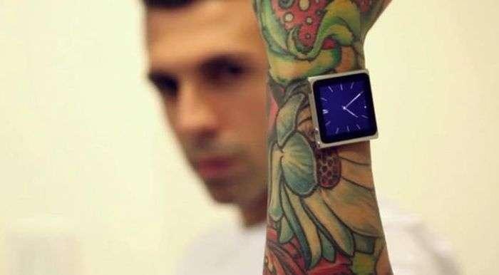 Божевільний моддінг тіла для iPod Nano (7 фото)