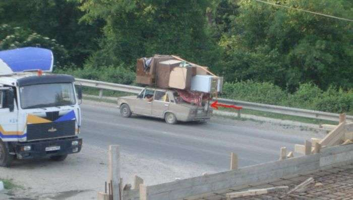Перевезення по-пацанськи (4 фото)