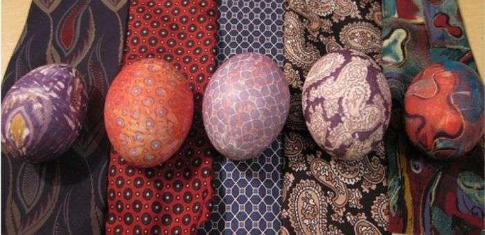 Оригінальний спосіб пофарбувати яйця (4 фото)