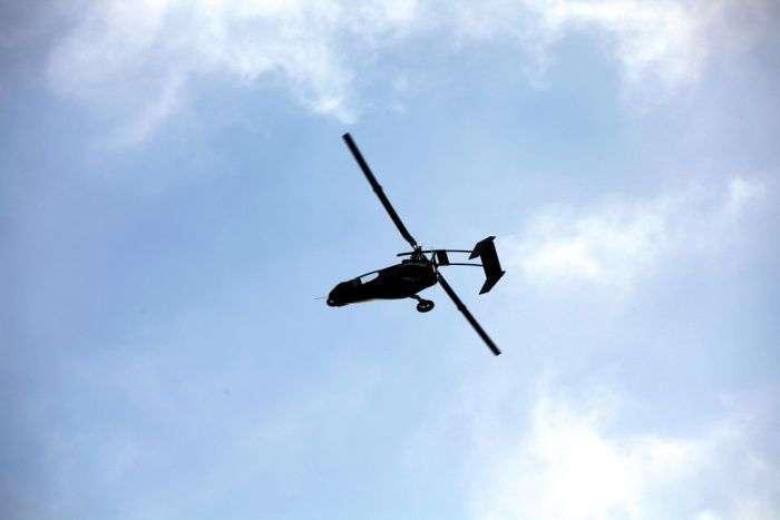 Автомобіль-вертоліт з Нідерландів (52 фото)