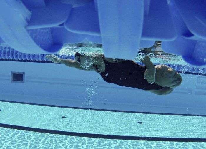 Тренування параолімпійців (12 фото)