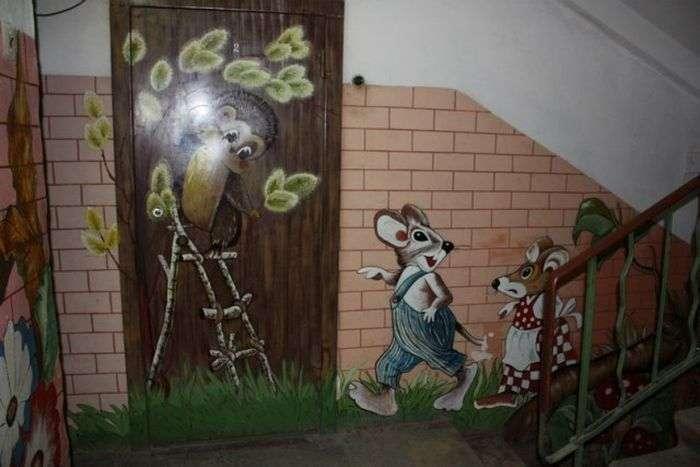 Художник по сусідству (32 фото)
