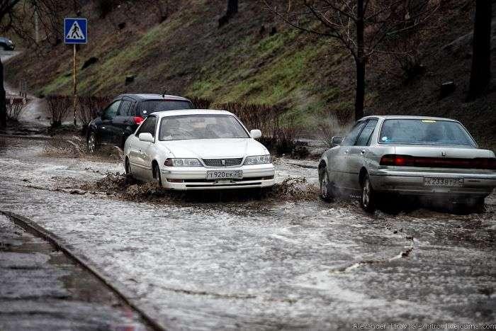 Після дощу у Владивостоці (16 фото)