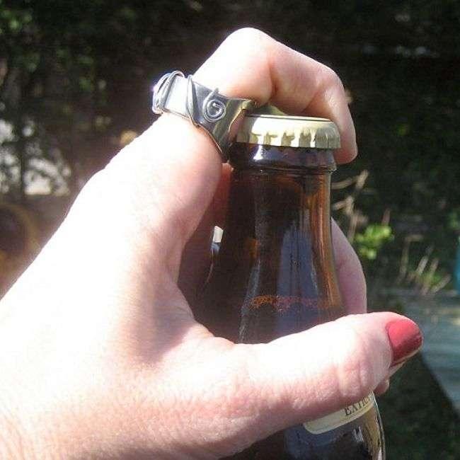 Пивне кільце (5 фото)