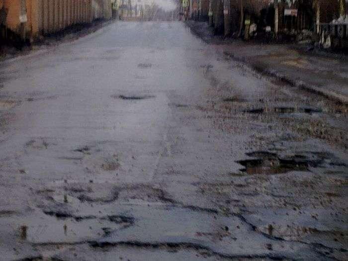Самарські дороги (17 фото)