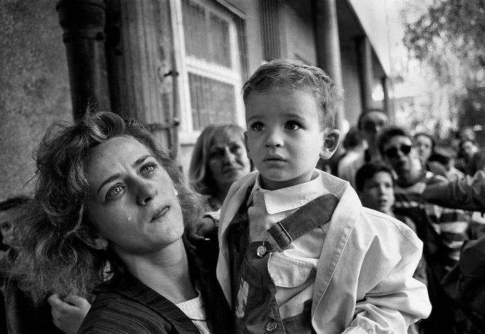 Сараєво до і після (24 фото)