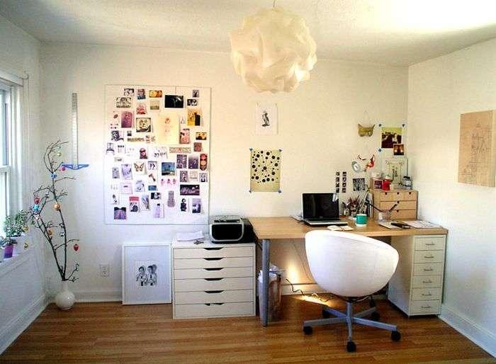 Домашнє робоче місце (57 фото)