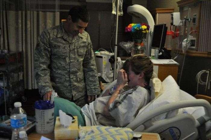 Повернення солдата (4 фото)