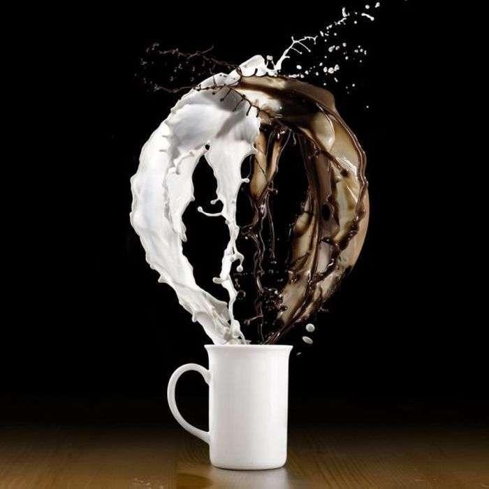 Сплески кави (39 фото)