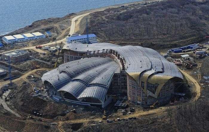 Владивосток з висоти пташиного польоту (80 фото)