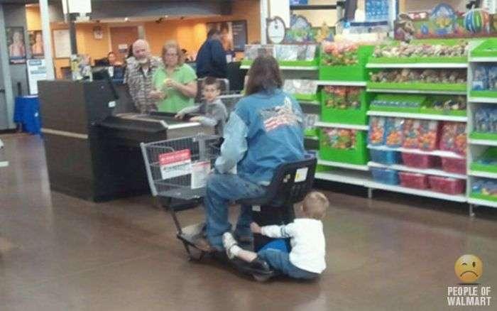 Смішні люди з супермаркетів. Частина 16 (53 фото)