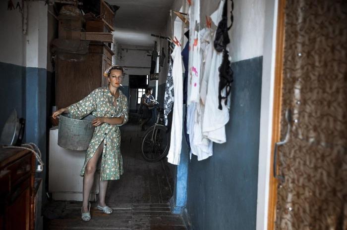 Негласные законы жизни в советских коммуналках Интересное