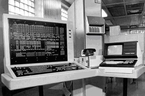 Мифы США. Отсталость советской компьютерной техники Интересное