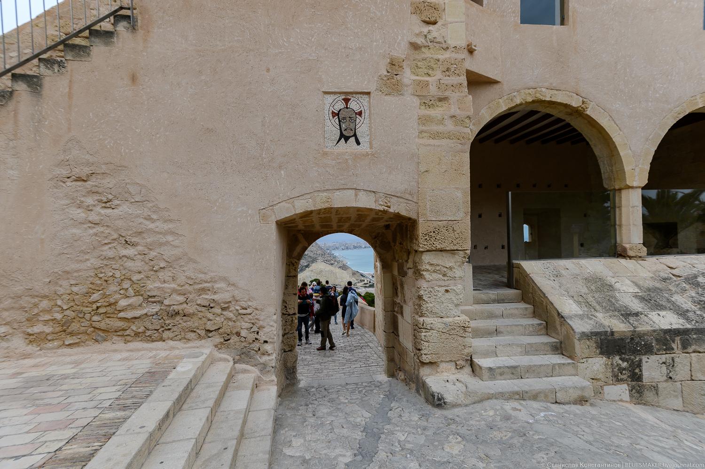Крепости Аликанте. аликанте,валенсия,испания