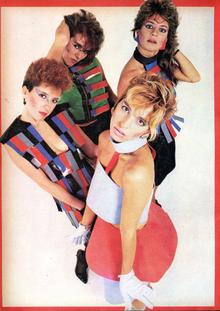 Модные тренды в женской одежде 1981-1990 годов :-) Мода
