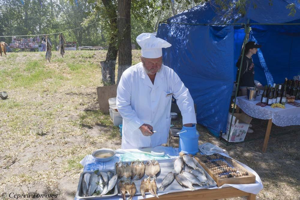 День селедки в Ростове
