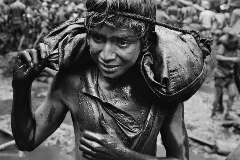 Ад на земле — одна из крупнейших шахт в мире по добыче золота Серра Пелада МиР