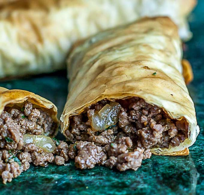 Мясной рулет из лаваша: рецепт с фото Кулинария