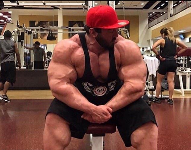 Из дрыща в гору мыщц весом 160 кг МиР