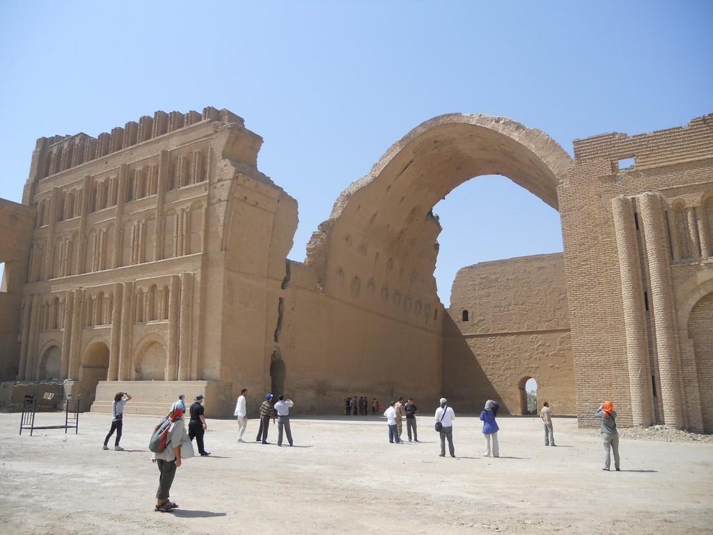 Десять забытых Чудес света Археология