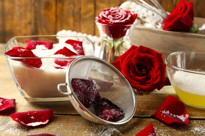 Как приготовить варенье из роз Кулинария,Варенье,Лимоны,Розы,Сахар,Цветы