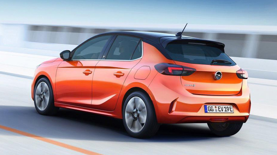 Дизайн нового хэтча Opel Corsa рассекречен при утечке Авто и мото