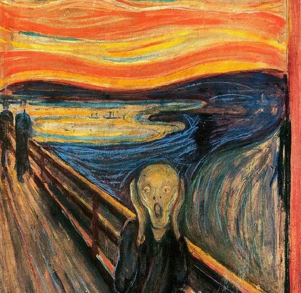Мрачные факты о великих произведениях искусства Интересное