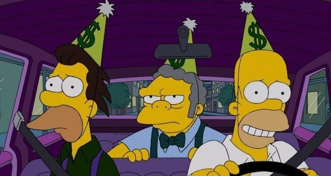 В каждом из нас есть немного Гомера Симпсона Интересное