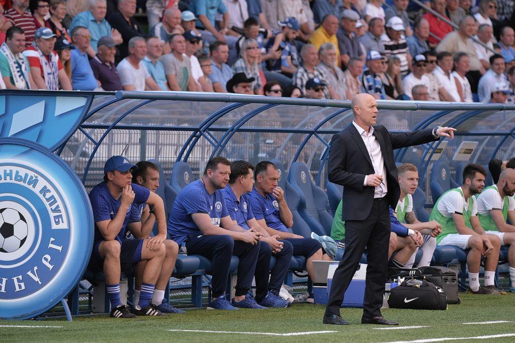 Пять наиболее вероятных тренерских отставок по завершении чемпионата России Спорт