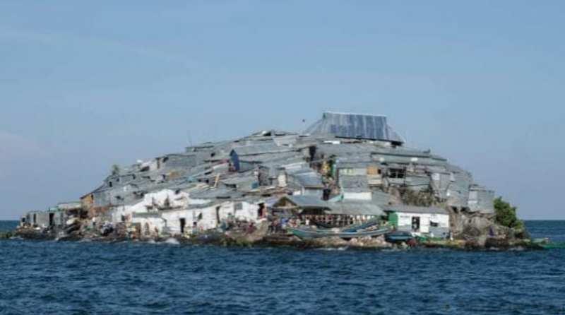 Самые изолированные населенные пункты на Земле Электроника